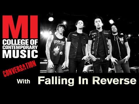 Falling In Reverse Conversation at MI
