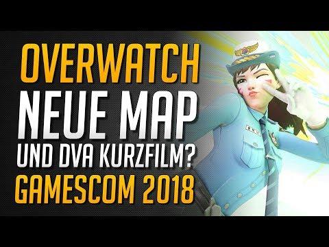 NEUE KOREA MAP UND KURZFILM? | Teaser für Gamescom und Spekulation ★ Overwatch Deutsch