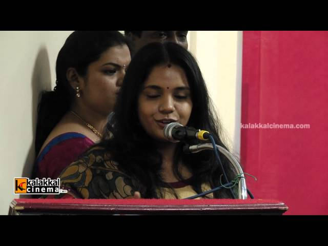 Singer Saindhavi at Unnal Mudiyum Penne Magazine Launch