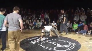 Juste Debout Russia 2016 Popping Final Battle