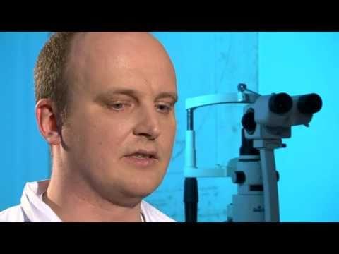 Прогрессирующая близорукость у детей - офтальмолог Вадим Бондарь