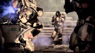 Mass Effect 3 Gameplay Trailer E3 2011