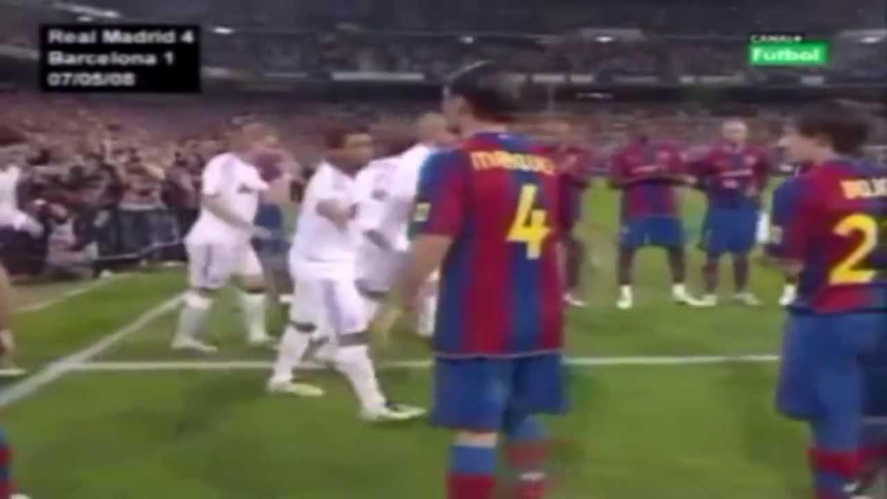Барселона реал мадрид 2007 смотреть онлайнi