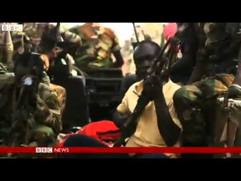 Thousands flee sectarian violence in Central African Republic