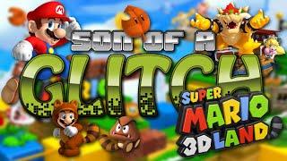 Super Mario 3D Land Glitches - Son Of A Glitch - Episode 43