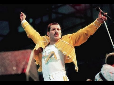 Freddie Mercury Amazing Voice Range - Wembley 1986