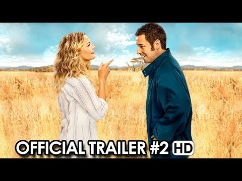 Blended TRAILER #2 (2014) Adam Sandler, Drew Barrymore Movie HD