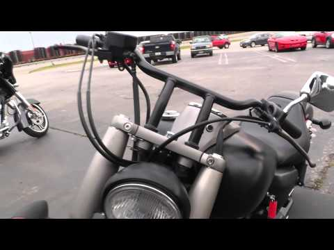 200894 - 2012 Honda Shadow Phantom VT750C2B - Used Motorcycle For Sale