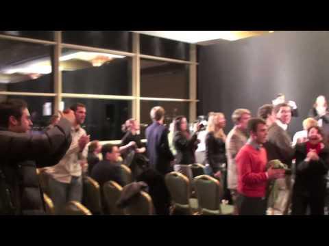US Youth Crash Climate Denier Live Webcast in Copenhagen