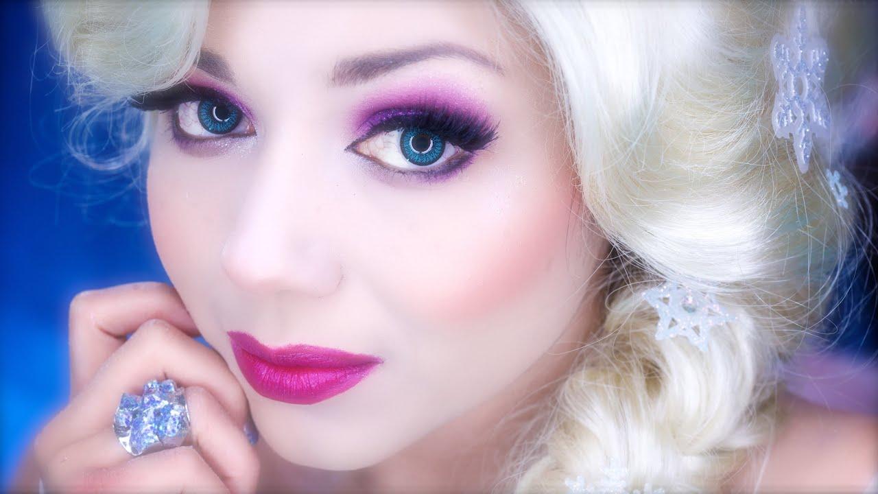 elsas makeup