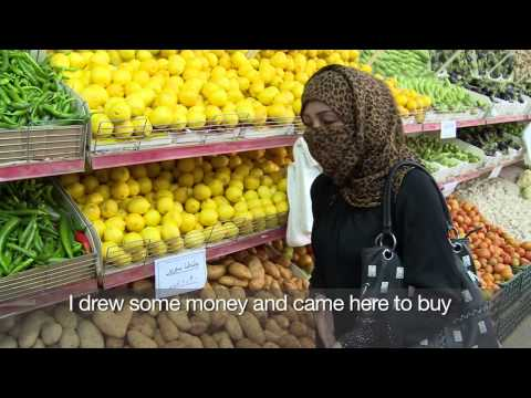 Syrian News-Syrian refugees in Jordan: Cash for survival New HD 720p