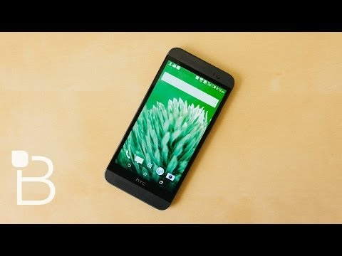HTC One (E8) Hands-On - A Cheaper HTC One (M8)!