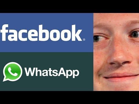Facebook Buying WhatsApp is CRAZY!
