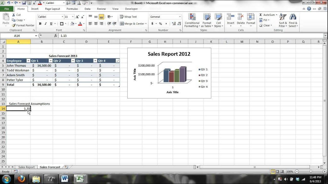 how to use excel 2007 for beginners