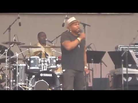 Aaron Neville- Everybody Plays The Fool- Chicago Blues Festival 2014
