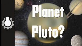 CGP Grey: Is Pluto a Planet?