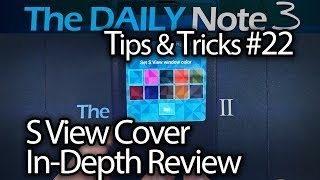 Samsung Galaxy Note 3 Tips & Tricks Episode 22: S View
