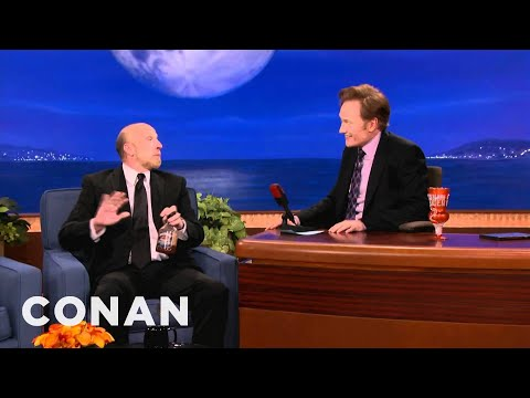Chris Elliott Is Depressed And Drinking Heavily - CONAN on TBS
