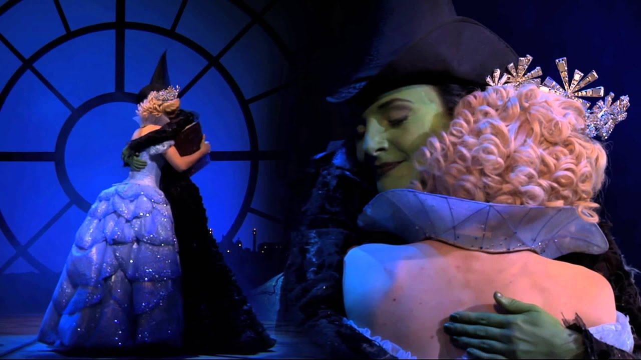 wicked musical video clips