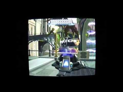 Ratchet & Clank 2: 13 minute speedrun (challenge-mode)
