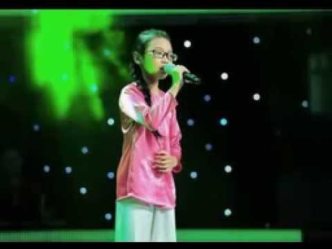 Giọng Hát Việt Nhí -  Nỗi Buồn Mẹ Tôi - Thùy Dương -  Phương Mỹ Chi