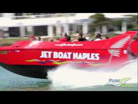 Naples Attractions | Jet Boat Odin Rides by Pure Naples