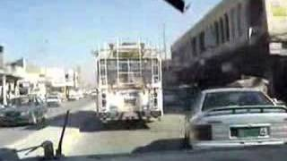 HOW TO DRIVE A HUMMER IN IRAQ