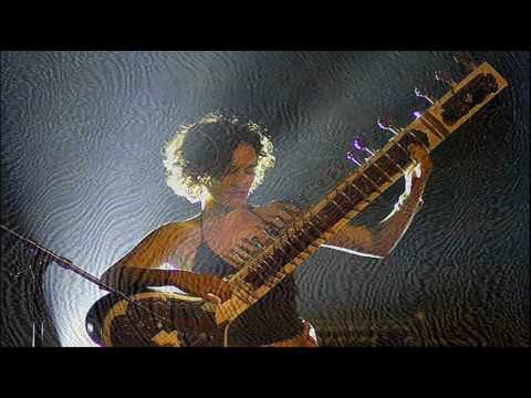 ANOUSHKA SHANKAR Breathing under water