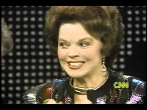 Larry King Live with Shirley Temple Black