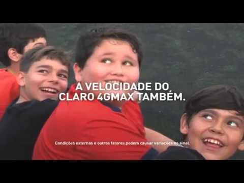 Claro 4G Max - Ronaldo - www.claro4gmaxbr.com.br
