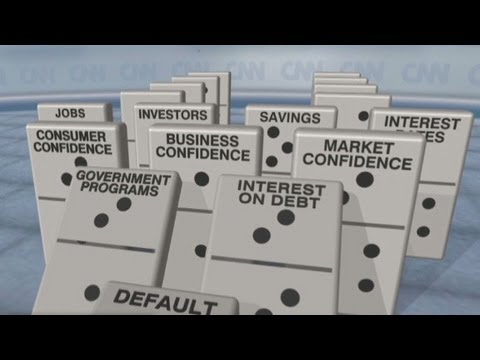 A look at the debt ceiling domino effect