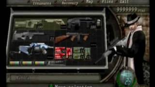 Resident Evil 4 Ps2 Armas Liberadas