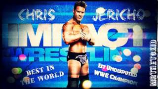 "(NEW) 2013: Chris Jericho 2nd TNA Theme Song ""The Best It"