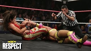 WWE Network: Bayley makes history: WWE NXT TakeOver: Respect