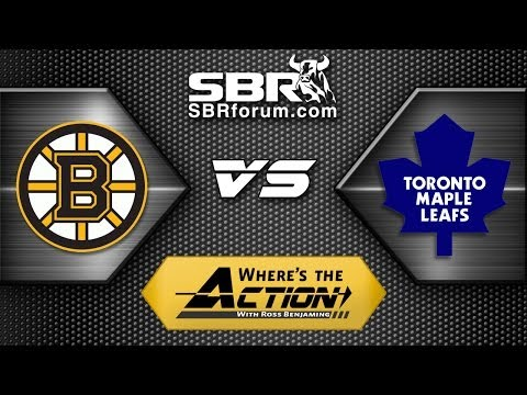 NHL Picks: Boston Bruins vs. Toronto Maple Leafs