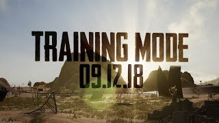 PUBG - Training Mode Trailer