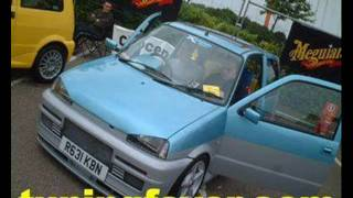 Fiat Cinquecento Tuning