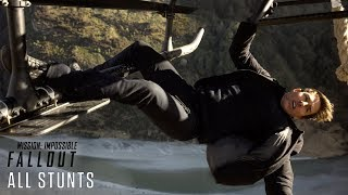 """Mission: Impossible-Fallout (2018)- """"All Stunts""""- Paramount Pictures"""