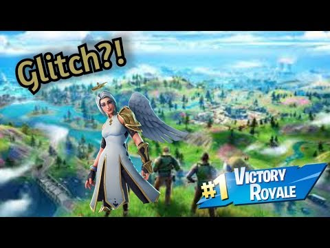 INVISIBLE FLYING GLITCH? FORTNITE GOLD FUNNY MOMENTS #4