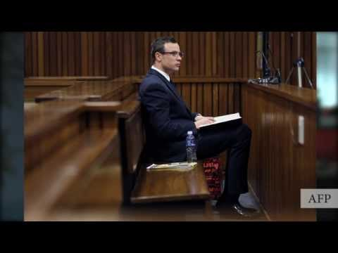 Oscar Pistorius Summary Day 37