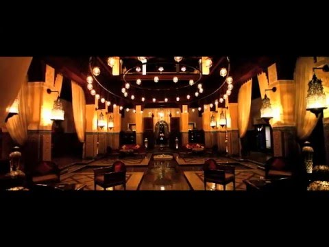 ROYAL MANSOUR, MARRAKECH - MOROCCO - HOTEL LUXURY TRAVEL RESORT FILM