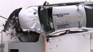 2013 Volkswagen Jetta kaza testi - IIHS