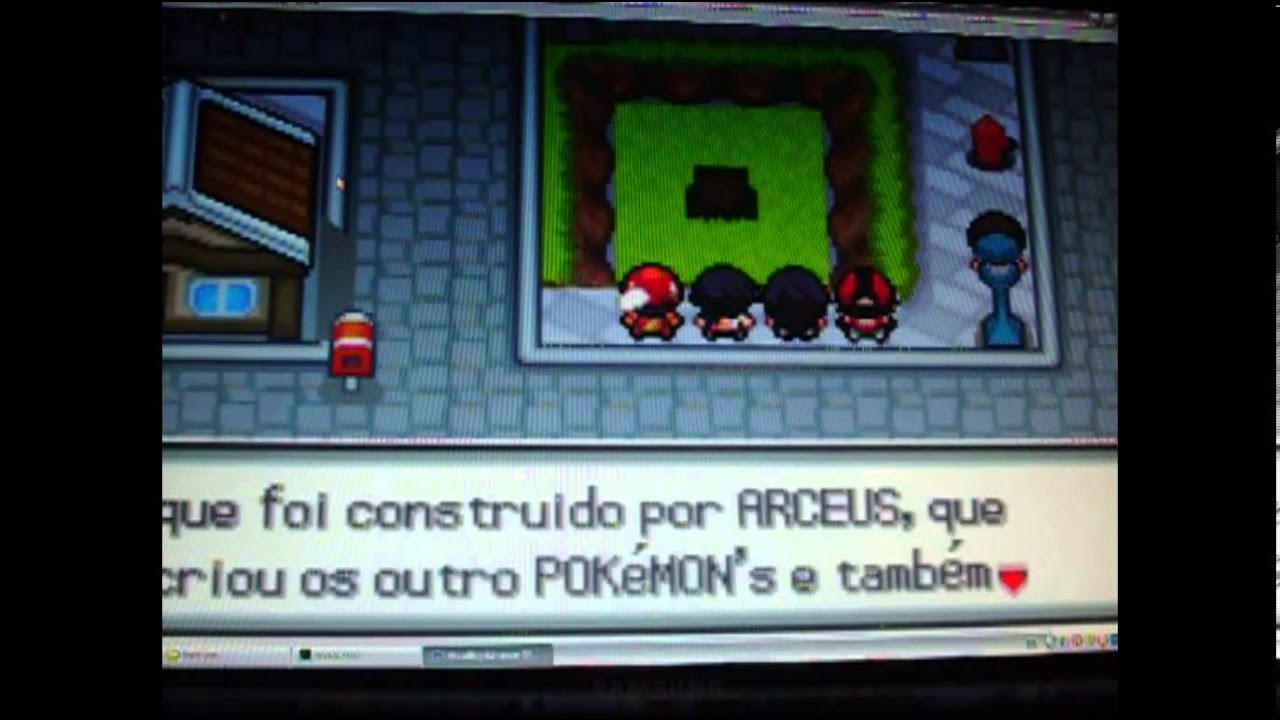 pokemon platinum english download rom