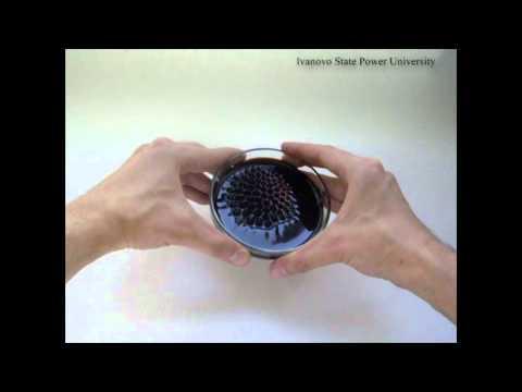 How to make ferrofluid