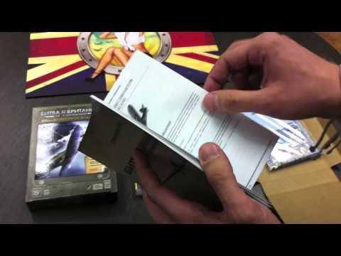 Обзор коллекционного издания игры и презентация 24 марта