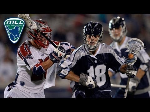 MLL Week 11 Highlights: Cannons vs Bayhawks
