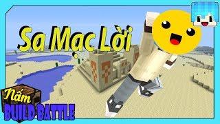 Kim tư tháp Sa Mac Lời  # Tập 69 ( Minecraft Build Battle )
