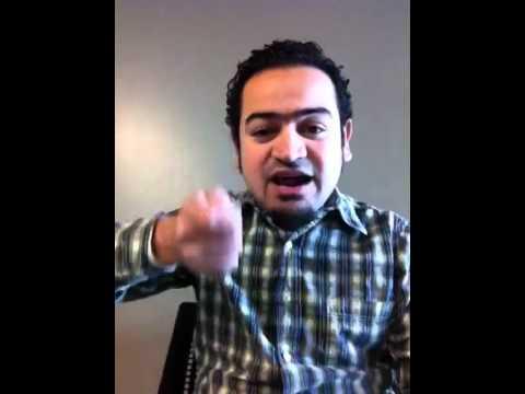 'Salam' (Hello) in Saudi Sign Langauge