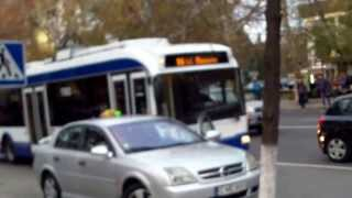 Taxi-fantome pe bulevardul central