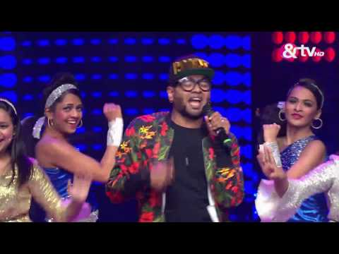 Benny Dayal - Performance - Episode 28 - October 23, 2016 - The Voice India Kids